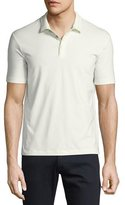 Armani Collezioni Supima® Cotton Polo Shirt, White