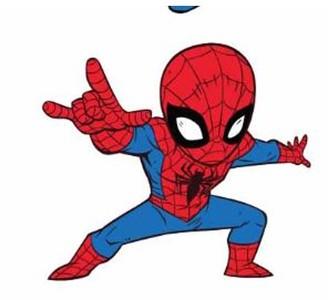 Spiderman Super Hero Adventures Pillow Buddy