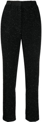 Mulberry Lucie tweed trousers
