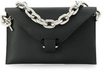 Paco Rabanne chain strap envelope bag