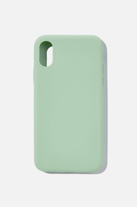 Typo Recycled Phone Case iPhone X, Xs