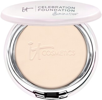 It Cosmetics Celebration Foundation Illumination(TM) Full Coverage Anti-Aging Hydrating Powder Foundation