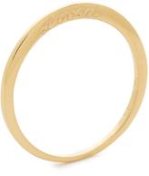 Nora Kogan Loved Ring with 2 Diamonds
