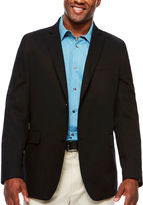 Claiborne Cotton Stretch Blazer