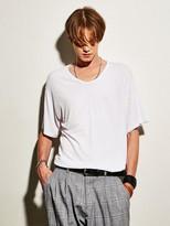 U Line Basic T Shirts White