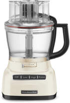 KitchenAid KFP1333 Artisan Exact Slice Food Processor Almond Cream