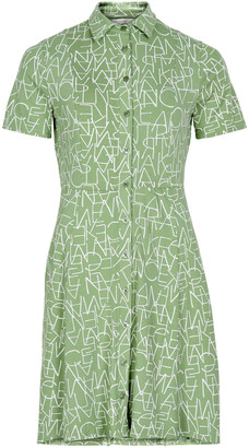 Nümph Green Nuairini Dress - Vestido NUAIRINI - M