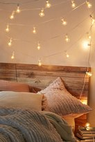 Urban Outfitters Faceted Bulb String Lights
