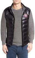 Canada Goose Men's 'Hybridge(TM) Lite' Slim Fit Packable Quilted 800-Fill Down Vest
