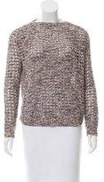 Inhabit Open Knit Long Sleeve Sweater w/ Tags