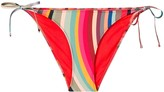 Paul Smith Swirl print tie-side bikini bottoms