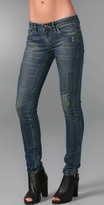 Blank Denim Classique Skinny Jeans