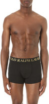 Polo Ralph Lauren Logo-band Stretch-cotton Trunks