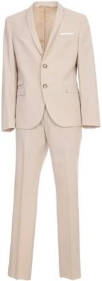 Neil Barrett Cotton Suit