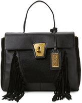 Badgley Mischka Black Farrah Shoulder Bag