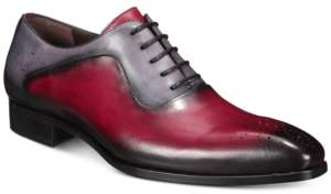 Mezlan Men's Two-Tone Oxford Shoes Men's Shoes