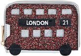 Accessorize Glitter London Bus Wallet