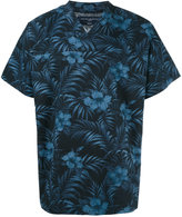 Natural Selection - Dojo Tropic shirt - men - Ramie/cotton - M