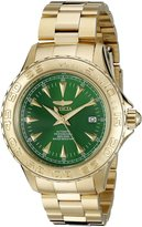 Invicta Men's 80258 Pro Diver Analog Display Japanese Automatic Gold Watch
