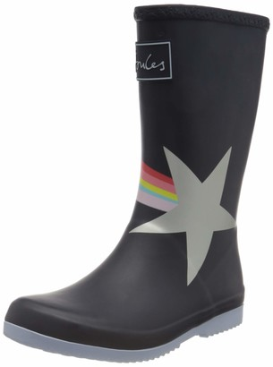 Joules Roll Up Welly Rain Boot