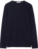 Max Mara Wool And Cashmere-blend Sweater - Midnight blue