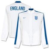 Nike 2014-15 Engand Authentic N98 Jacket (White)