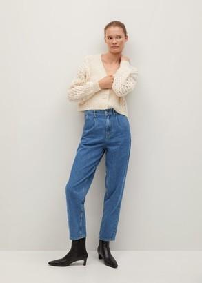MANGO Dart slouchy jeans