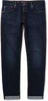 Michael Kors Parker Slim-Fit Selvedge Denim Jeans