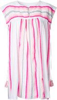 Lemlem striped short dress