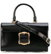 Simone Rocha rectangular buckle cross-body bag