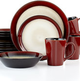 Pfaltzgraff Everyday Aria Red 16-Pc. Set, Service for 4