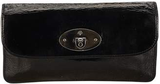 Mulberry Black Patent leather Wallets