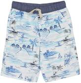 Nautica Boys' Tropical Print Pull-On Short (8-16)