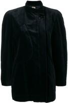 Krizia Pre Owned long-sleeve jacket