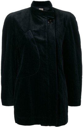 Krizia Pre-Owned Long-Sleeve Jacket