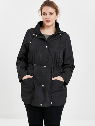Evans Lightweight Jacket - Black