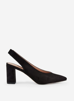 Dorothy Perkins Womens Black 'Everley' Court Shoes, Black