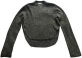 Celine Grey Wool Knitwear