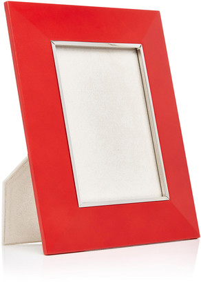 "Anthony Logistics For Men T. Leather 5""x7"" Photo Frame"