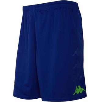 Kappa Mens Rbb Real Betis Training Shorts Royal Blue