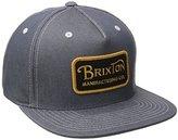 Brixton Men's Grade Snap-Back Hat