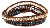 Chan Luu Leather Wrap Bracelet