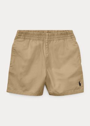Ralph Lauren Cotton Pull-On Chino Short