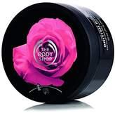 The Body Shop British Rose Body Scrub Exfoliator - 250ml