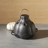 Crate & Barrel Cast Iron Garlic Roaster