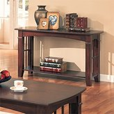 Coaster Home Furnishings Antique Country Style Sofa Table, Finish
