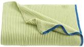 BLUEBELLGRAY Knit Throw - 50 x 70 - Celery Green