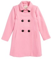 Kate Spade Girl's Swing Coat
