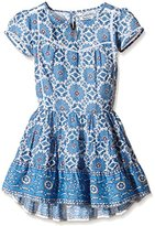 Pepe Jeans Girl's Printed Dress - Multicoloured -