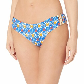 Milly Women's Petite Mosaic Print Elba Bikini Bottom